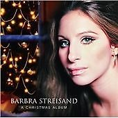 Barbra-Streisand-A-Christmas-Album-New-amp-Sealed-CD
