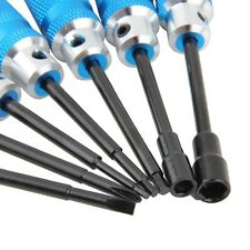 7Pcs Tools Kit Hex Screw Driver Set For Transmitter RC Quadcopter Helicopter Car