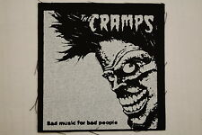 """CP35 4/""""X4/"""" GG Allin Cloth Patch Sew On Badge Hardcore Punk Rock Music Approx"""