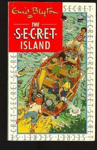 The Secret Island By Enid Blyton. 9780752509914