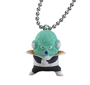 Dragon Ball Super UDM Burst 35 Guldo Gacha Capsule Mascot Swing Key Chain Anime
