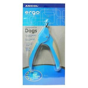 Ancol-Ergo-GUILLOTINE-Dog-Puppy-Cat-Nail-Clippers-Trimmers-Grooming-Tool