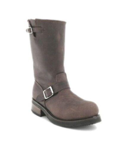 Buffalo botas de motorista 1808 marrón-sale!