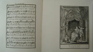 Music-of-Laborde-1881-Sheet-Music-Text-and-2-Engravings-XIX-53rd-the-Rupture