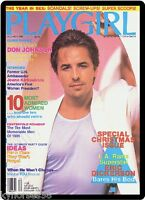 Playgirl Don Johnson Magazine Cover Refrigerator Magnet