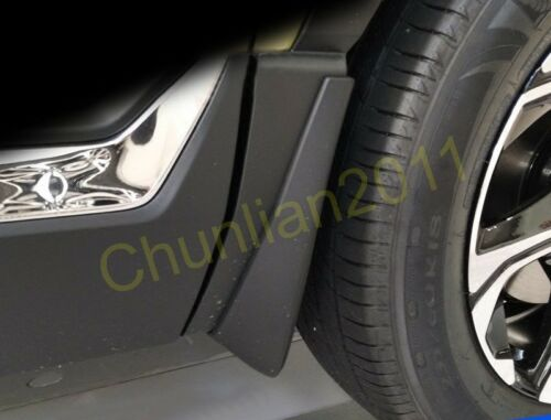 Mud Flaps Splash Guard Mudguards Trim for 2017-2018 Honda CRV CR-V 4pcs