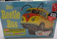 AMT 1:25 Scale Der Beetle Bus Van VW Model Car Kit AMT992 NEW