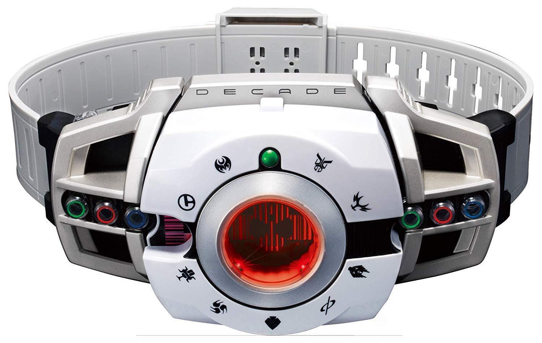 Bandai Kamen Masked Rider década Cinturón ver.20th DX década controlador con seguimiento Nuevo