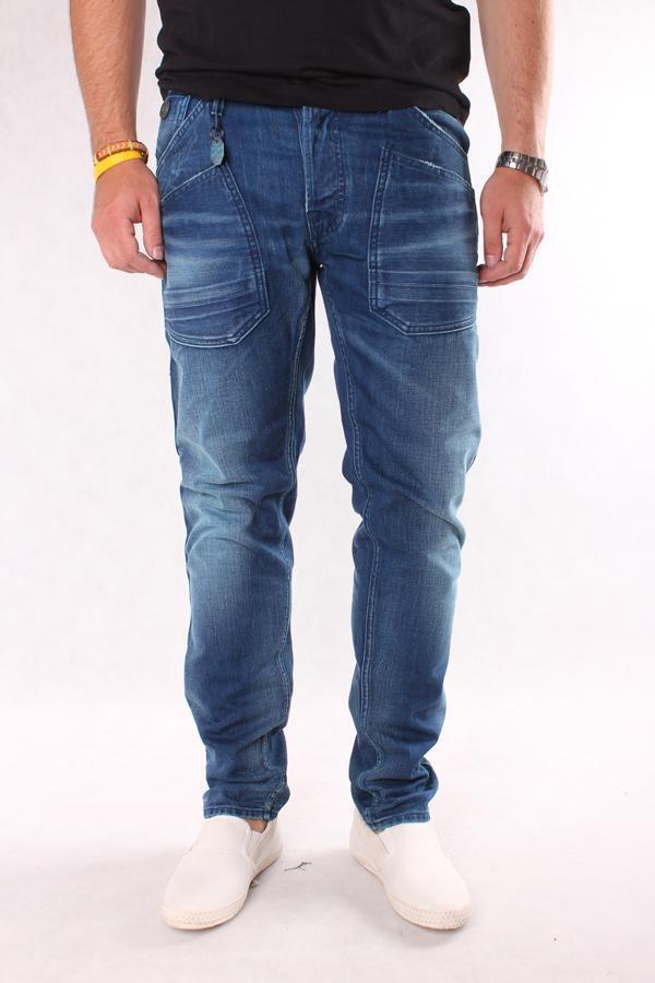 Nuovi JEANS UOMO REPLAY Tomlin ma959p 508 130 009, pantaloni, trousers, Denim