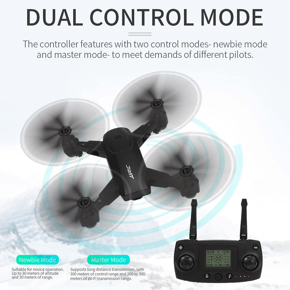 JJR C H78G GPS Drone with with with Camera 1080P 5G Wifi FPV Foldable Altitude Hold P4A2 ad8946