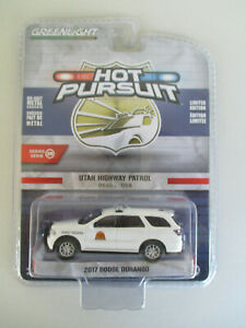 Greenlight Hot Pursuit 2017 Dodge Durango NG31