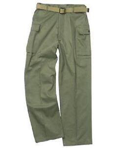 100% QualitäT Us Hbt Army Wwii Feldhose (repro) Vintage Hose Pants Trousers S / Small
