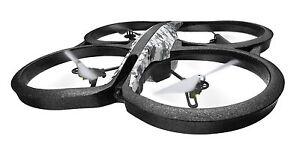 PARROT - Drone Quadricoptère AR.Drone 2.0 Elite Edition - Snow / NEUF