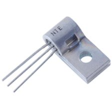 Nte Electronics Nte192 Transistor Npn Silicon 70v Ic1a To 92hs Case Audio Power