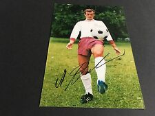ALBRECHT WACHSMANN FC BAYER MÜNCHEN signed Photo 10x15