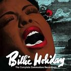 The Complete Commodore Recordings 8436542019163 by Billie Holiday CD