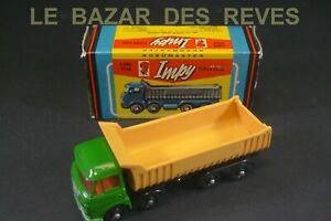 IMPY LONE STAR. Camion benne FODEN   REF: 24. + Boite.