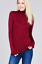 Women-Long-Sleeve-T-Shirt-Slim-Fit-Turtle-neck-Pullover-High-Tops-Casual-USA thumbnail 33