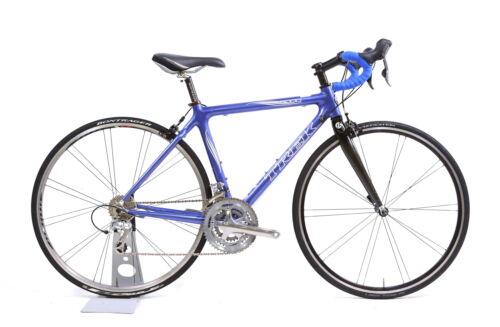 Trek-5000-Carbon-Fiber-Women-039-s-Road-Bike-3-x-10-Speed-Shimano-105-S-47-cm