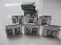 Vintage Lighters, Pin Up Girls, In The Box, Old Stock