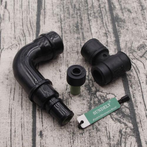Engine Crankcase Breather Vent Hose Pipe kit For Audi A3 1.8T AUQ AUM ARX 01-03