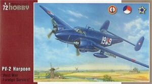 Special-Hobby-1-72-Lockheed-PV-2-Harpoon-039-Post-War-Service-039-72213