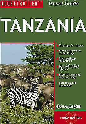 "1 of 1 - ""VERY GOOD"" Mercer, Graham, Tanzania (Globetrotter Travel Pack), Book"