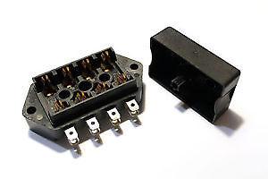 classic mini fuse box 4 line 1976 94 rtc440a rover austin morris rh m ebay ie 2006 Mini Cooper Fuse Symbols 2003 Mini Cooper Fuse Box