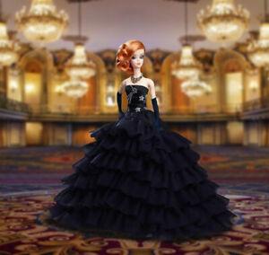 Barbie Midnight Glamour Ensemble Vetements Et Accessoires