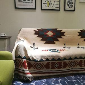 Rug tapestry AZTEC navajo throw blanket