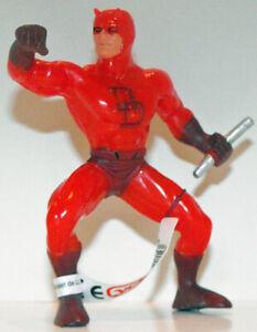 Daredevil-Super-Hero-Figurine-Plastic-Marvel-Figure-4-inches-tall-SHMVK410