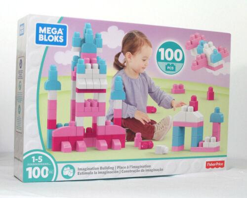Mega Bloks Megabloks XXL Bausteine 100 Stück Packung