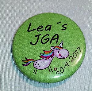 Kleidung & Accessoires Einhorn Unicorn Buttons Jga Braut Junggesellinnenabschied Button üBerlegene Materialien Hochzeit & Besondere Anlässe Hell B116