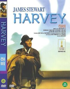 Harvey-1950-James-Stewart-Wallace-Ford-DVD-NEW-FAST-SHIPPING