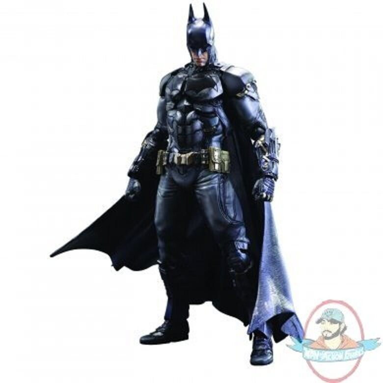 Batman arkham ritter spielen kunst kai batman - figur