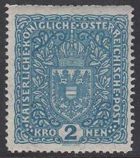 Österreich Austria 1916 ** Mi.200 II Freimarken Definitives Wappen [sr1629]