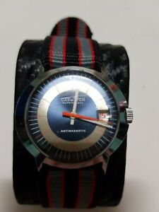 Caswatch-Super-Dati-40-Mms-Inclusa-Corona-Buono-Stato-Vedere-Altri-Articoli