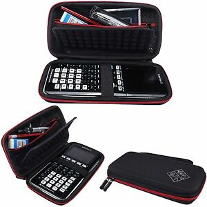 Carry Storage Case Pouch For Texas Instruments Ti 83 Plus
