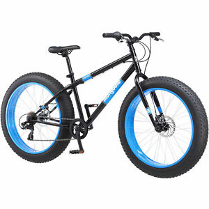 Mongoose Dolomite Fat Tire Bike Black