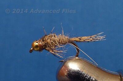 1 dozen Prince #12 Nymph Trout Fly Fishing Flies NIB