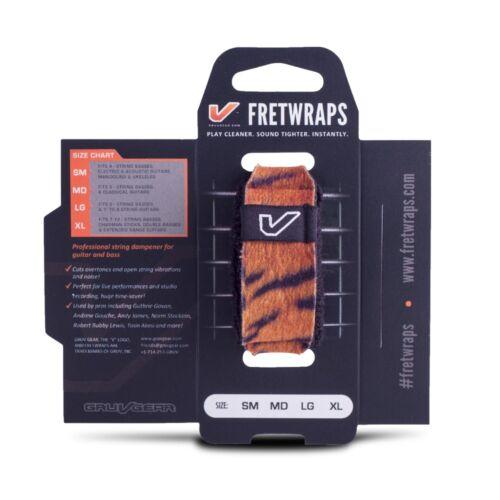 GruvGear FretWraps Saitendämpfer String Muters 1-Pack alle Farben und Größen