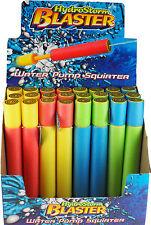 Set Of 24 Foam Water Pistol HYDRO STORM  Blaster Shooter Pump