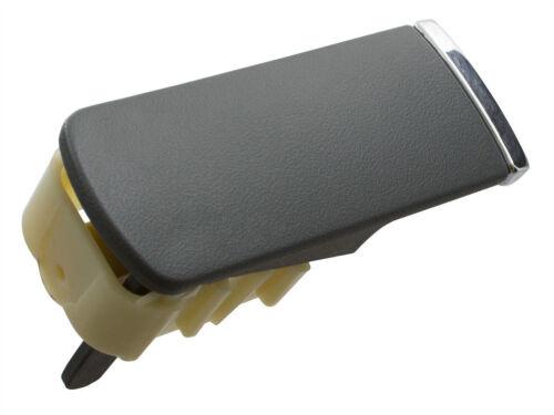 Handschuhfach Griff Taste Chrom ohne Loch Schloss Grau für Audi A4 S4 8E B6 B7