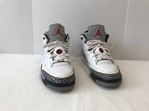 4a85c3272be Nike Air Jordan Son Of Mars Low White 580603 101 Sz 12 | eBay