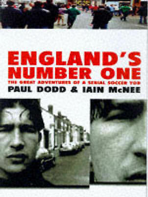 1 of 1 - England's Number One: the Great Adventures of a Serial Soccer Yob-ExLibrary