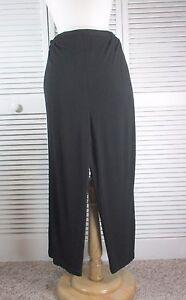 Black Pantalon Large Be Dsj s Vêtements Slacks Femme w6x6rXq