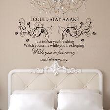 Bedroom  Quote Wall Paper Art Vinyl Decal Sticker Home Decor AEROSMITH, BREATHIN