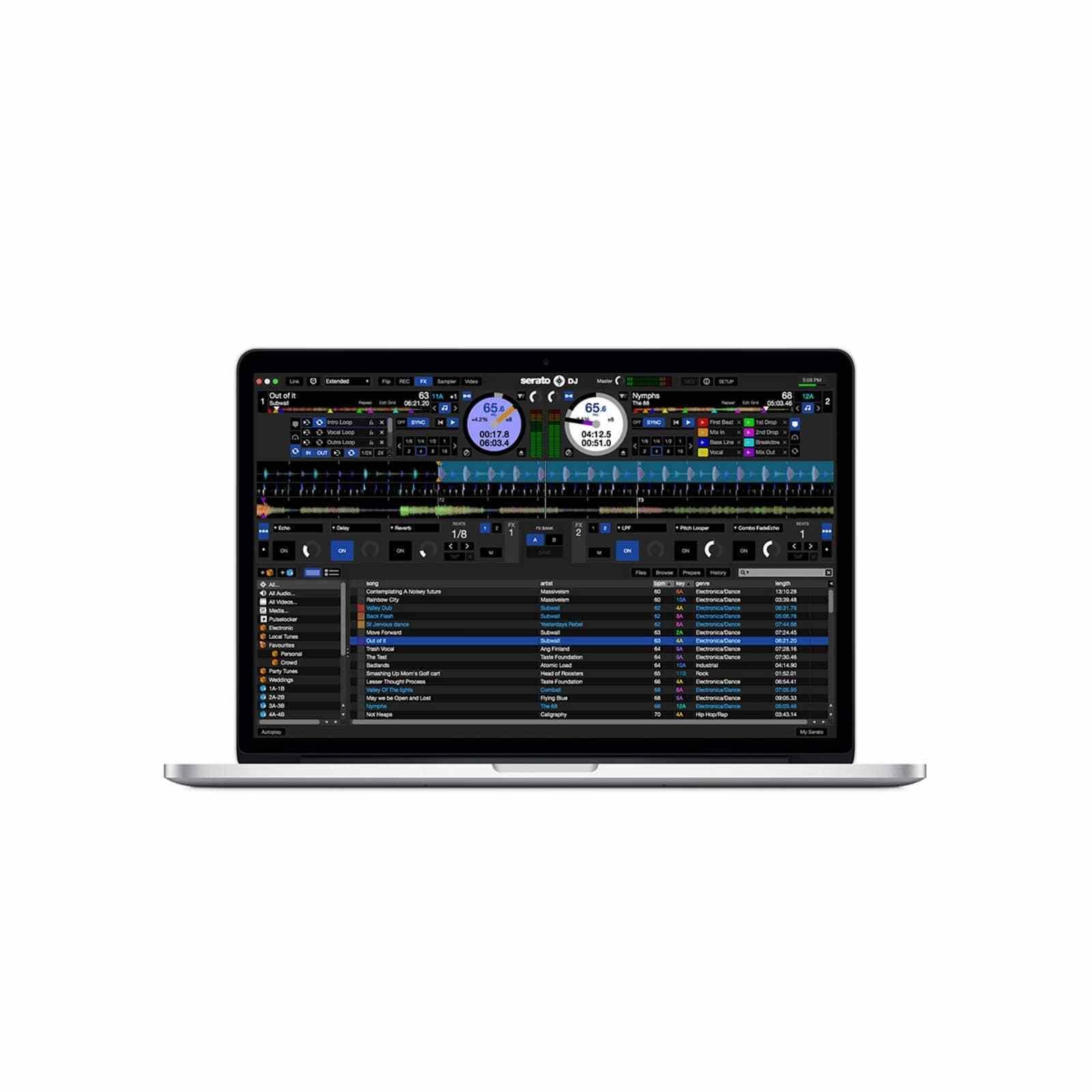 Serato DJ Pro - DJ Software  (Serial Download)