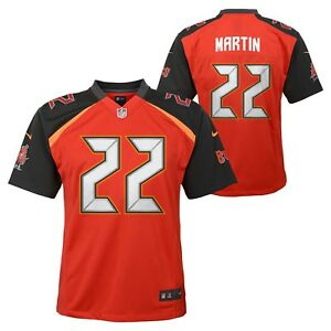 Details about Doug Martin Tampa Bay Buccaneers NFL Nike Youth Red Game Jersey