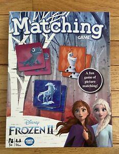 Anna Details about  /Disney Frozen II 36 Memory Match Card Game Cardinal Games NEW Elsa Olaf